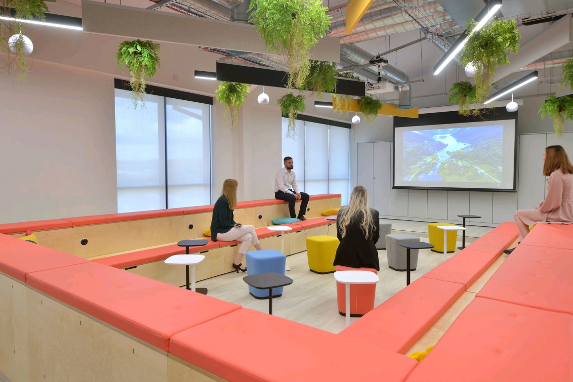 A Look at Our Innovative New Space – A Home from Home