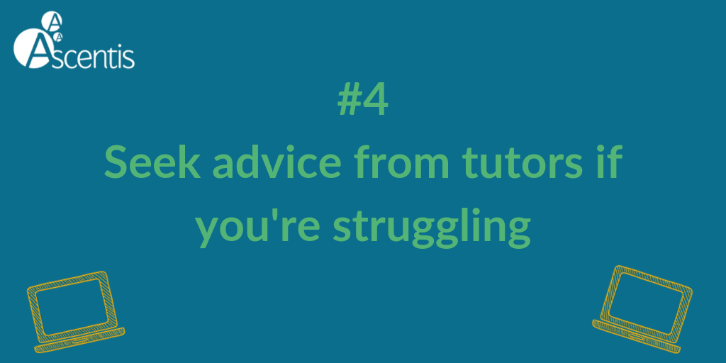 Top Tips for looking after Well-being when Studying